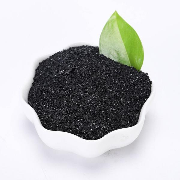 Drip Irrigation Fertilizer Leaf Fertilizer Potassium Humate Good Solubility
